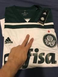 Camisa do Palmeiras 2018 oficiais
