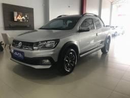 Vw - Volkswagen Saveiro Cross CD - 2017