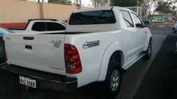 Hilux srv diesel automático completo 2008/08 - 2008