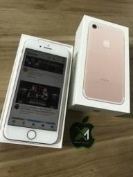 7c045b63650 IPhone 7 32gb     Rose Rosa - 32GB (Sem detalhes)