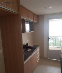 8ffb129c6dc43 Apartamento com 1 dormitório para alugar, 47 m² por R  1.600 mês -
