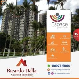 Alugo apartamento Mobiliado no Espace Arapiraca 3/4