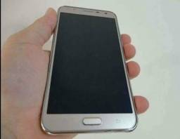 "J7 Neo Dourado16GB, Tela 5.5"", TV HD, Android 9.0,Octa Core,2GB RAM- Troco também"