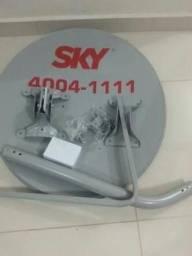 Antena SKY - LNB