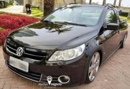 Volkswagen Saveiro CE 1.6 MI 8v T. Flex Preta - 2013