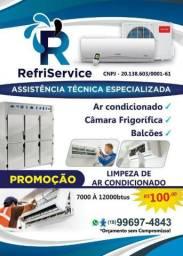 Refriservice Assistência Técnica