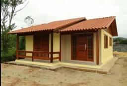 Kit casas pre fabricadas e pré moldadas