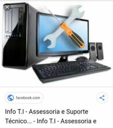 Formatação e manutenção hardware e software