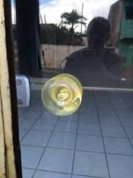 Porta de vidro temperado 10 mm 2,40 x 2,40