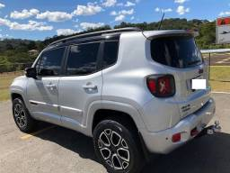Jeep Renegade Trailhawk Diesel Completo Igual a Zero - 2016