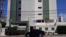 Apartamento com 3 dormitórios para alugar por r$ 1.800/mês - barro vermelho - natal/rn