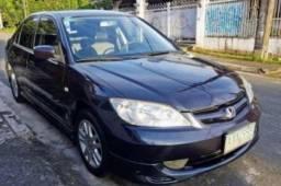 Honda Civic sedan 1.7 automático - 2005