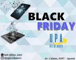 Black Friday na upa celulares