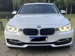 BMW 320i IMPECÁVEL Branca Perolizada. - 2015