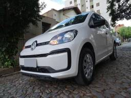VW UP! Take 1.0 12v Flex! IPVA 2020 PAGO!! Completo!!! Apenas 30000km - 2018