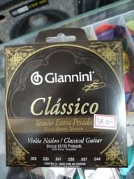 Corda Giannini nylon extra pesada