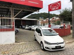 Vw- Spacefox Confortline 1.6 2015 Completa