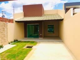 WS casa nova com doc gratis.2 quartos 2 banheiros a 10 minutos de messejana