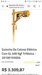 Vendo guincho CSN 400 kg 2018