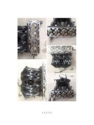Cabeçote motor 1.4 com coletor de admissão GM