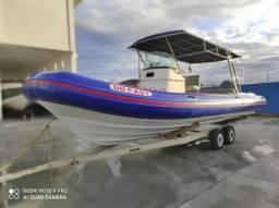 Bote inflável SR 760 Impecável!