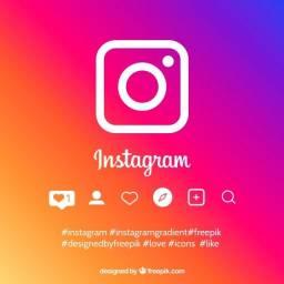 Vendo páginas no instagram