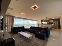Apartamento com 3 dormitórios para alugar, 179 m² por R$ 3.300,00/dia - Balneário Santa Cl