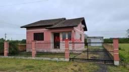Casa com 3 dormitórios para alugar, 160 m² por R$ 750/mês - Operária - Araranguá/SC