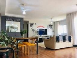LindoApartamento com 2 dormitórios (planta para 3 dormitórios) à venda, 86 m² - Dreams Res