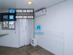 Apartamento com 1 dormitório para alugar, 35 m² por R$ 2.750,00/mês - Indianópolis - São P