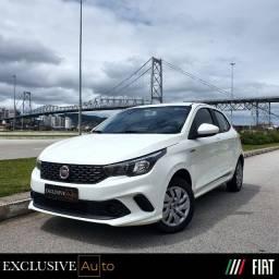 "Fiat Argo Drive 1.0 Flex - Único Dono - Multimídia 9"""