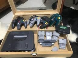 Nintendo 64 (fotos originais)