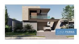 Casa Parma! Sobrado - 3 Quartos | Suíte Master com Closet - Terras Alphaville II