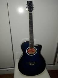 Violao Tagima Dallas Azul