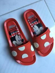 Melissa Mickey e Minnie