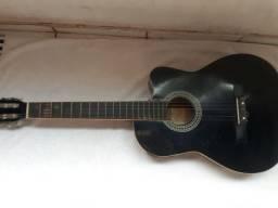 Vendo violão da Memphis (usado) com alça de apoio.