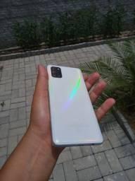 Aceito troca- Samsung Galaxy A31 - 128gb- COM SEGURO DE 2 ANOS