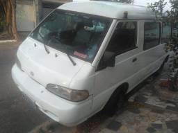 Oportunidade:Van/h100 16Lug troco urgente 16 mil