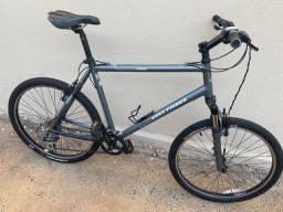 "Bicicleta MTB Gary Fisher, Aro26, 24 marchas, quadro 21,5"""
