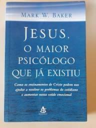 Livro Jesus, O Maior Psicólogo Que Já Existiu