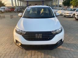 Fiat strada FREEDON cabine dupla 2021 pronta INTREGA