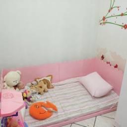 Cama Infantil - Metal e PVC
