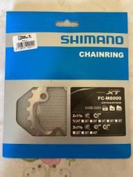 Coroa Shimano XT 2x11 FC M8000