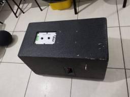 Caixa de som passiva Leacs