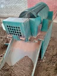 Peneira automatizada para obra