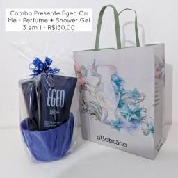 Perfume + Gel Egeo On You Masculino O Boticário