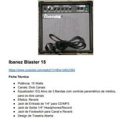 Amplificador Ibanez Blaster 15