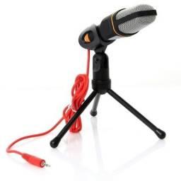 Microfone Condensador Studio Gravação Youtuber Knup Kp917