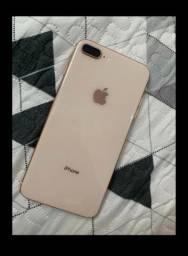IPhone 8 Plus, 64GB, Zerado!
