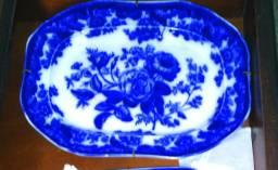 Porcelana inglesa Copeland nº 2